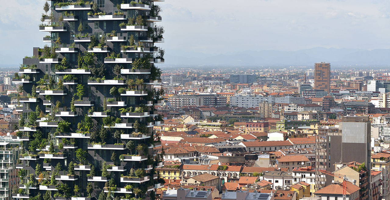 Bosco Verticale - the future of sustainable architecture?