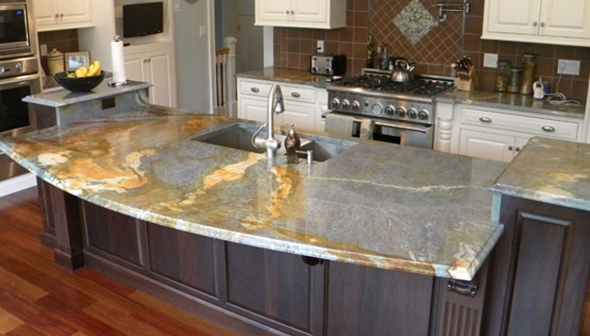 Countertop for Kitchens: Granite vs Quartz - Reflect House