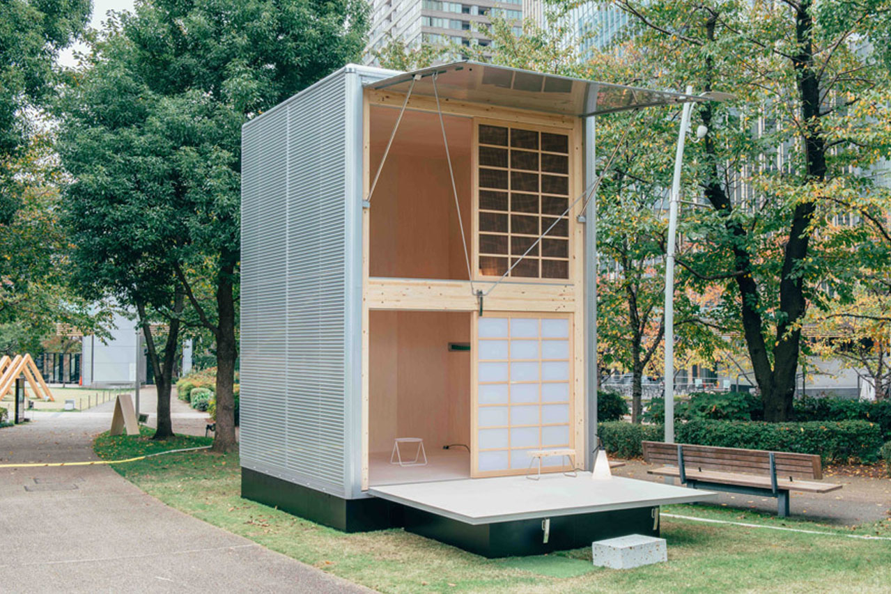 HUT 2.0 BY MUJI AND KONSTANTIN GRCIC